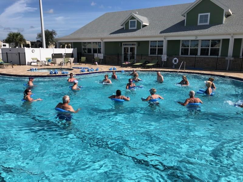Water Aerobics 2-11-20